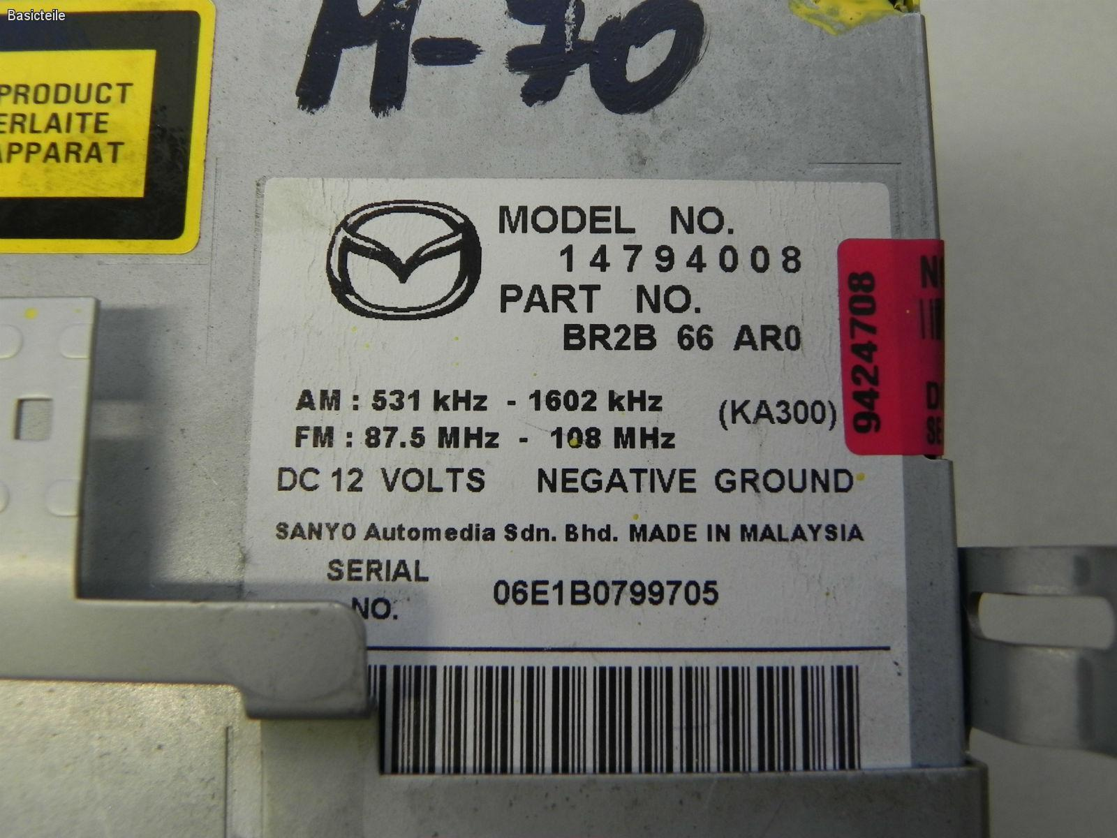 br2b 66 ar0_label 2005 mazda3 head unit for the trip computer mazda3 forums the  at mifinder.co